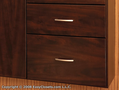 Euro Flat Style Drawer Faces